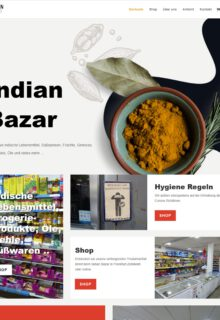 IndianBazar Frankfurt am Main Germany